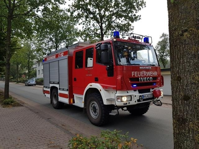 Feuer BMA